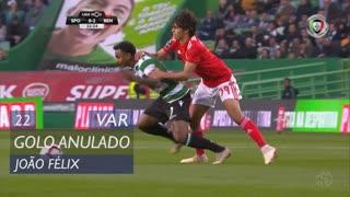 SL Benfica, Golo Anulado, João Félix aos 22'