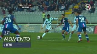 Moreirense FC, Jogada, Heri aos 27'
