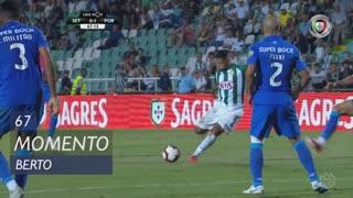 Vitória FC, Jogada, Berto aos 67'