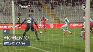 SC Braga, Jogada, Bruno Viana aos 9'
