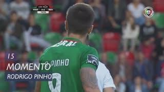 Marítimo M., Jogada, Rodrigo Pinho aos 15'