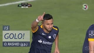 GOLO! Santa Clara, O. Rashid aos 15', Vitória FC 0-1 Santa Clara