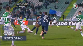 Moreirense FC, Caso, Pedro Nuno aos 63'