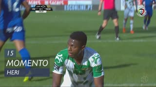 Moreirense FC, Jogada, Heri aos 15'