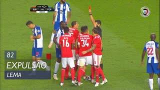 SL Benfica, Expulsão, Lema aos 82'