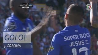 GOLO! FC Porto, J. Corona aos 59', CD Nacional 0-3 FC Porto