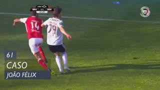 SL Benfica, Caso, João Félix aos 61'