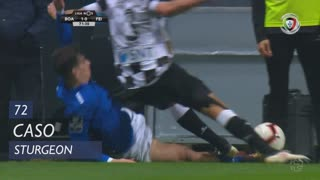CD Feirense, Caso, Sturgeon aos 72'