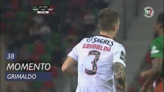 SL Benfica, Jogada, Grimaldo aos 38'
