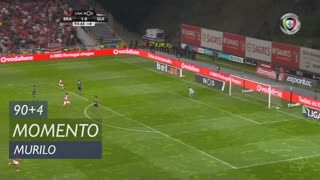 SC Braga, Jogada, Murilo aos 90'+4'