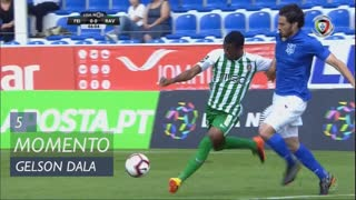 Rio Ave FC, Jogada, Gelson Dala aos 5'