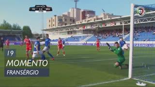 SC Braga, Jogada, Fransérgio aos 19'