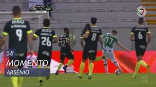 Moreirense FC, Jogada, Arsénio aos 58'