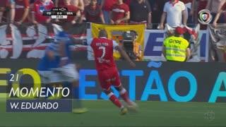 SC Braga, Jogada, Wilson Eduardo aos 21'