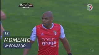SC Braga, Jogada, Wilson Eduardo aos 13'