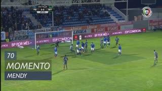Vitória FC, Jogada, Mendy aos 70'