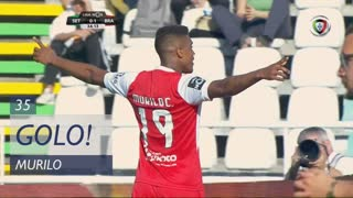 GOLO! SC Braga, Murilo aos 35', Vitória FC 0-1 SC Braga