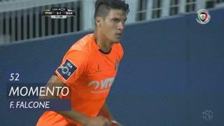 Boavista FC, Jogada, F. Falcone aos 52'
