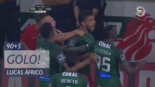 GOLO! Marítimo M., Lucas Áfrico aos 90'+5', Marítimo M. 2-1 GD Chaves