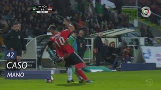 Vitória FC, Caso, Mano aos 42'