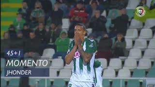 Vitória FC, Jogada, Jhonder aos 45'+1'
