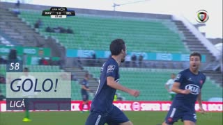 GOLO! Belenenses SAD, Licá aos 58', Rio Ave FC 1-1 Belenenses SAD