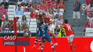 SL Benfica, Caso, Jardel aos 11'