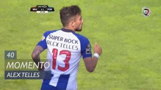 FC Porto, Jogada, Alex Telles aos 40'