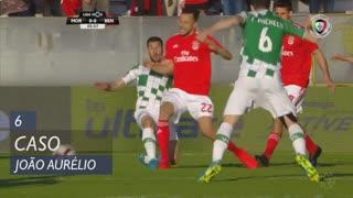 Moreirense FC, Caso, João Aurélio aos 6'