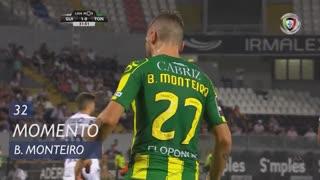 CD Tondela, Jogada, Bruno Monteiro aos 32'