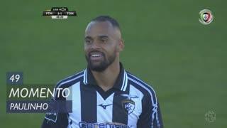 Portimonense, Jogada, Paulinho aos 49'