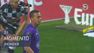 Vitória FC, Jogada, Jhonder aos 51'
