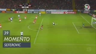 SL Benfica, Jogada, Seferovic aos 39'