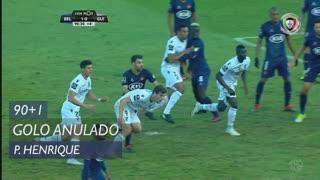 Vitória SC, Golo Anulado, Pedro Henrique aos 90'+1'