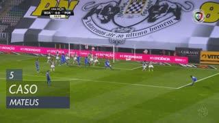 Boavista FC, Caso, Mateus aos 5'