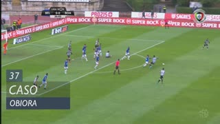 Boavista FC, Caso, Obiora aos 37'