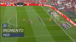 SL Benfica, Jogada, Pizzi aos 32'