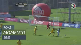 Moreirense FC, Jogada, Bilel aos 90'+2'
