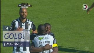 GOLO! Portimonense, Jackson Martínez aos 18', Belenenses 0-2 Portimonense