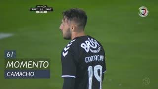 CD Nacional, Jogada, Camacho aos 61'