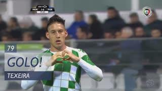 GOLO! Moreirense FC, Texeira aos 79', Moreirense FC 1-0 FC Porto