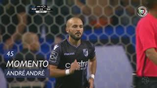 Vitória SC, Jogada, André André aos 45'+1'