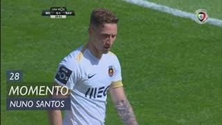 Rio Ave FC, Jogada, Nuno Santos aos 28'