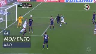 Vitória FC, Jogada, Kaio aos 64'