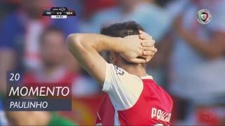 SC Braga, Jogada, Paulinho aos 20'