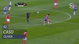 FC Porto, Caso, Óliver aos 42'