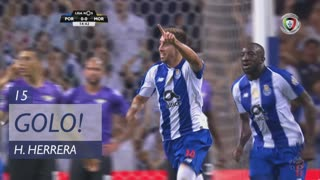 GOLO! FC Porto, H. Herrera aos 15', FC Porto 1-0 Moreirense FC