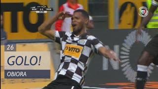 GOLO! Boavista FC, Obiora aos 26', Boavista FC 1-0 Moreirense FC