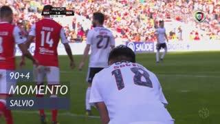 SL Benfica, Jogada, Salvio aos 90'+4'