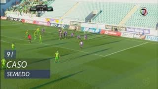 Vitória FC, Caso, Semedo aos 90'+1'